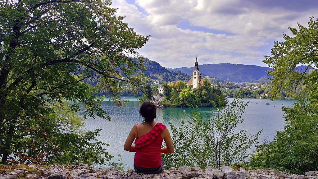Bled-Lake-view