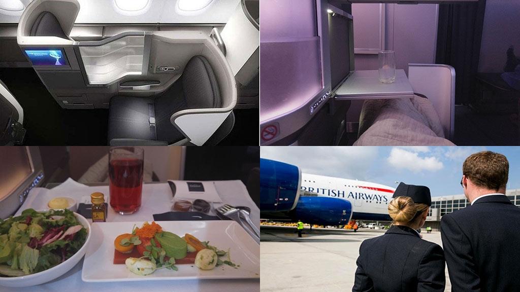 British Airways business class summary - only1invillage.com