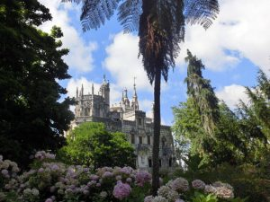 sintra palace and park complex - only1invillage.com