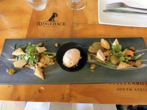 FOOD AND WINERIES OF SOUTH AFRICA 1