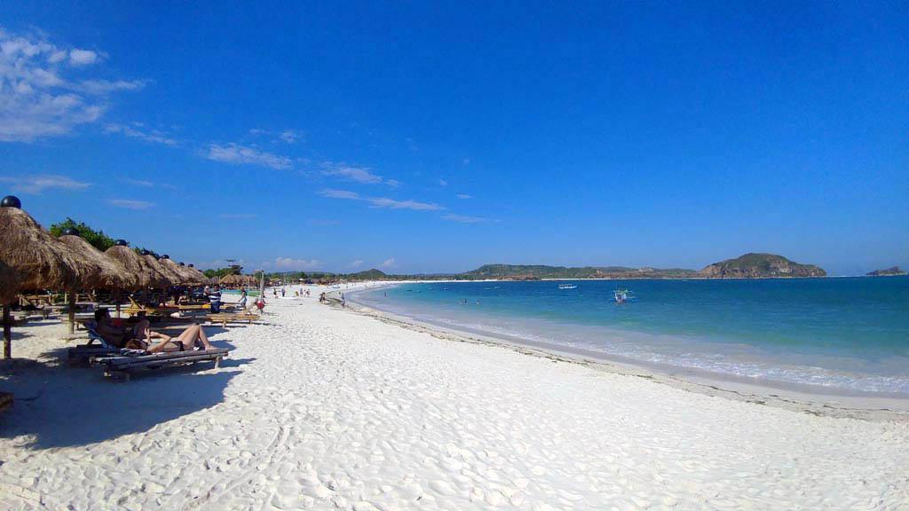 Taanjung Aan Beach Lombok