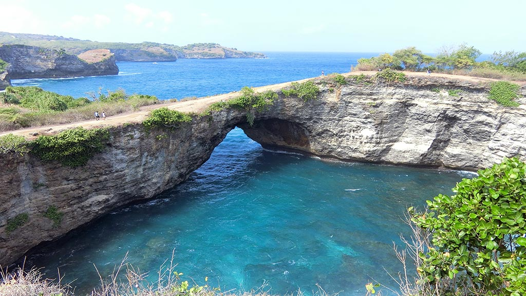 Broken Beach day trip to nusa penida  - Only1inVillage
