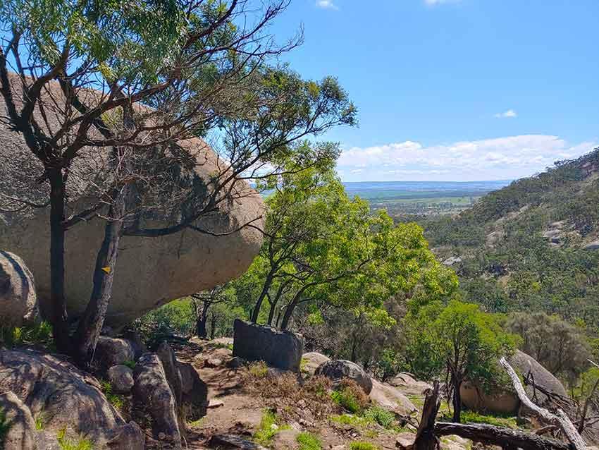 You Yangs regional park near Melbourne only1invillage