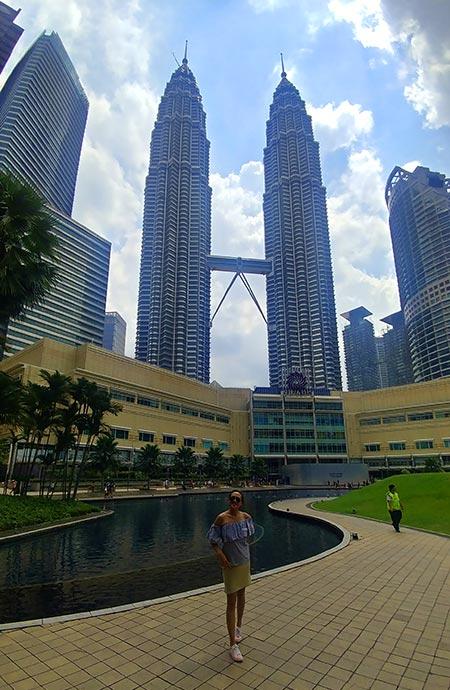 Malaysia Kuala Lumpur Twin Towers