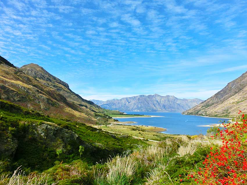 Amazing South Island New Zealand scenery that will leave you flabbergasted only1invillage
