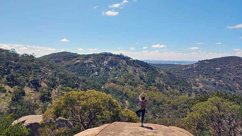 You Yangs regional park near Melbourne by only1invillage