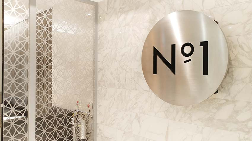 No. 1 Lounge Gatwick North Review 1